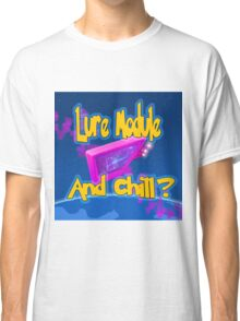 Lure Module and Chill.. Pokemon Go Classic T-Shirt