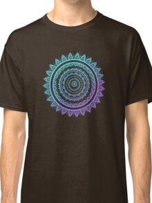 Gradient Mandala Classic T-Shirt