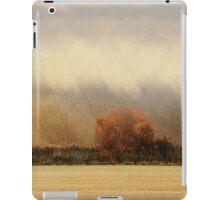 Trees and stripes iPad Case/Skin