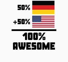 Awesome German American Unisex T-Shirt