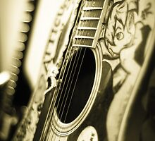 Six Strings by Pixelglo Photography
