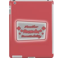 Another Anshin Inevitability iPad Case/Skin