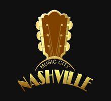 Nashville Golden Guitar Unisex T-Shirt