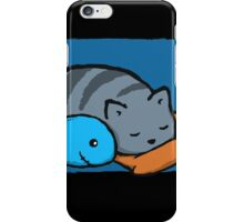 Sleeping With The Fishes iPhone Case/Skin