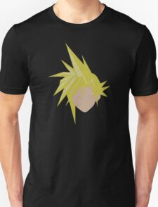 <FINAL FANTASY> Cloud Figure Unisex T-Shirt
