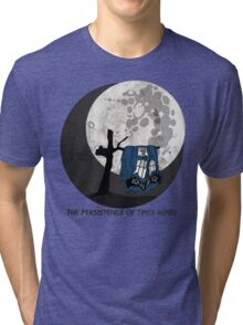 The Persistence of Timey Wimey Grunge Tri-blend T-Shirt