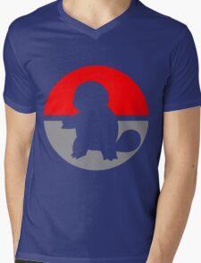 Squirtle Mens V-Neck T-Shirt