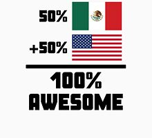 Awesome Mexican American Unisex T-Shirt