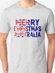 MERRY CHRISTMAS AUSTRALIA Unisex T-Shirt
