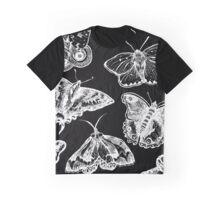 Gothmoths & Butterflies Graphic T-Shirt