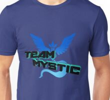 Team Mystic -- Pokemon Go Unisex T-Shirt