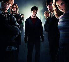 Harry Potter by andrewshunt