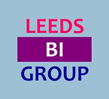 Leeds Bi Group logo Unisex T-Shirt