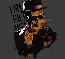 Heisenberg - I AM THE DANGER! by rustenico