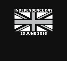 UK Independence Day, 23 June 2016, Brexit Women's Fitted Scoop T-Shirt