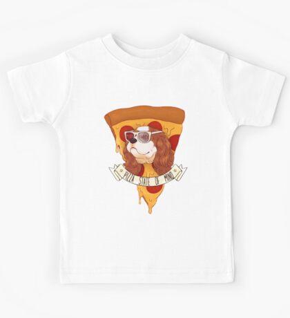 Pizza State of Mind  Kids Tee