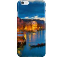 Venice Oil painting iPhone Case/Skin