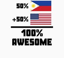 Awesome Filipino American Unisex T-Shirt