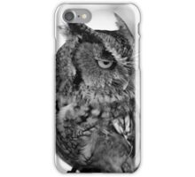 Owl Be Seeing You iPhone Case/Skin