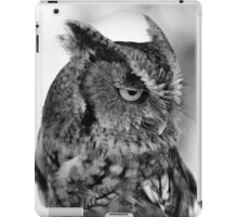 Owl Be Seeing You iPad Case/Skin