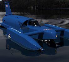 Bluebird K7  by ouroboros888