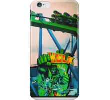 Hulk Coaster iPhone Case/Skin
