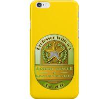 Prof. Willow's Animal Rescue & Meat Pie Emporium (Instinct) iPhone Case/Skin
