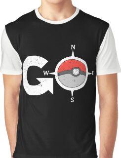 Pokemon Go Graphic T-Shirt