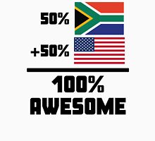 Awesome South African American Unisex T-Shirt