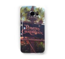 Pirates of the Caribbean  Samsung Galaxy Case/Skin