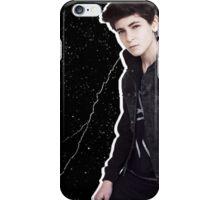 David Mazouz Black iPhone Case/Skin