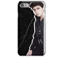 David Mazouz Black iPhone Case/Skin