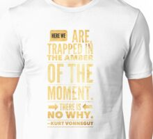Amber of the Moment Unisex T-Shirt