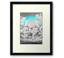 Put Your Thoughts To Sleep Framed Print