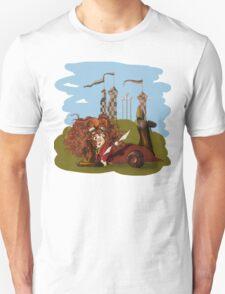 Ten points to Gryffindor! Unisex T-Shirt