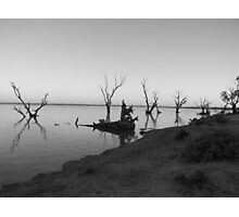 Lake Bonney Photographic Print