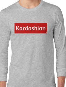 Kardashian Long Sleeve T-Shirt