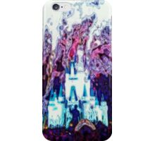 Cinderella's Castle iPhone Case/Skin