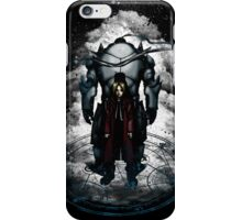 Grunge Brotherhood iPhone Case/Skin