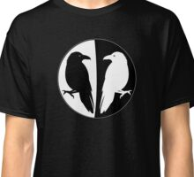 Huginn and Muninn Publishing Logo - Odin's Ravens Classic T-Shirt