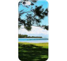 Quiet Beach Days iPhone Case/Skin