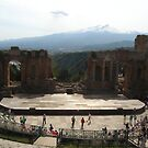 Greek Theatre by Maria1606