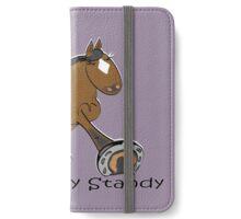 I Love my Standardbred iPhone Wallet/Case/Skin