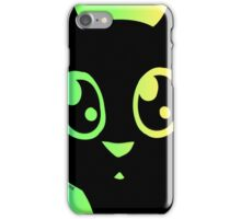 Prideful Silhouette  iPhone Case/Skin