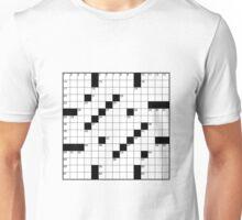 Crossword Unisex T-Shirt