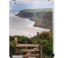 Walk to Whitby iPad Case/Skin