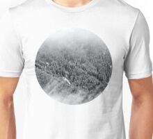 Misty Forest Unisex T-Shirt
