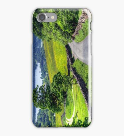 Struggle between the Walls iPhone Case/Skin