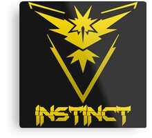 Team Instinct Metal Print