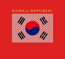 KOREA REPUBLIC, STAR Unisex T-Shirt